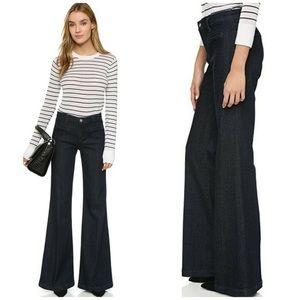 AG High Waist Flare Jeans Size 27